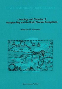 Limnology and Fisheries of Georgian Bay and the North Channel Ec