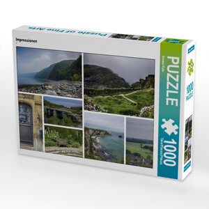 CALVENDO Puzzle Impressionen 1000 Teile Lege-Größe 64 x 48 cm Fo