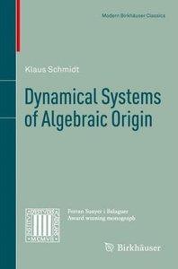 Dynamical Systems of Algebraic Origin