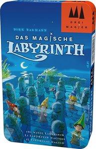 Schmidt Spiele DREI MAGIER SPIELE Das magische Labyrinth Mitbrin