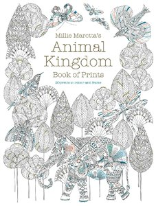 Millie Marotta\'s Animal Kingdom Book of Prints
