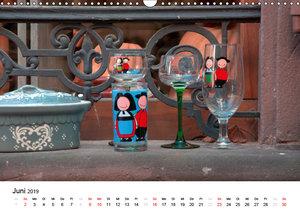 Elsass im Detail (Wandkalender 2019 DIN A3 quer)