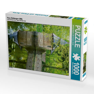 Haus Welbergen (MB) 1000 Teile Puzzle hoch