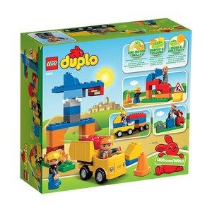 LEGO ® Lego Duplo 10518 - Meine 1.Baustelle