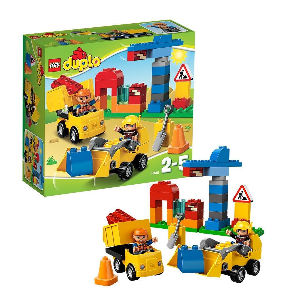LEGO ® Lego Duplo 10518 - Meine 1.Baustelle - zum Schließen ins Bild klicken
