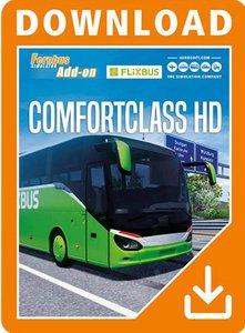 Der Fernbus Simulator - AddOn Comfort Class HD, 1 DVD-ROM
