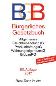 Bürgerliches Gesetzbuch (BGB)
