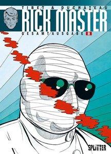 Rick Master Gesamtausgabe 8