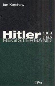 Hitler 1889 - 1945. Registerband