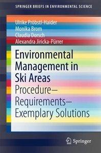 Environmental Management in Ski Areas