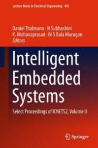 Intelligent Embedded Systems