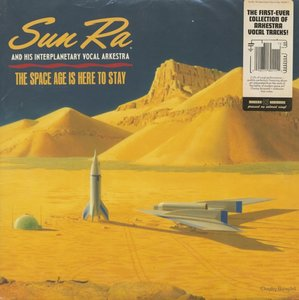 The Space Age Is Here To Stay (2-LP,Colored Vinyl