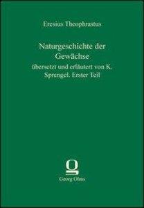 Naturgeschichte der Gewächse