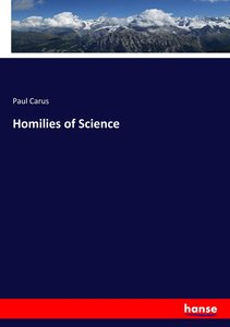Homilies of Science