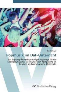 Popmusik im DaF-Unterricht