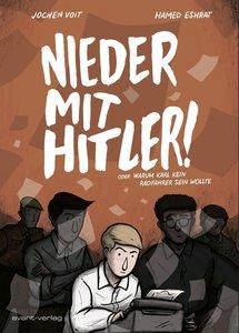Nieder mit Hitler!
