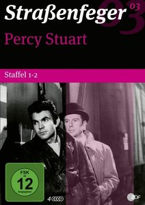 Percy Stuart (Staffel 1+2), 4 DVD