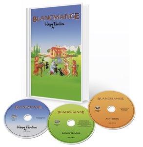 Happy Families (Deluxe 3CD Media Book)