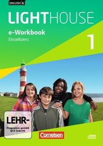 English G LIGHTHOUSE 01: 5. Schuljahr. e-Worbook auf CD-ROM