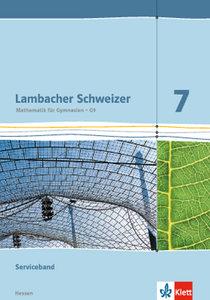 Lambacher Schweizer. Serviceband 6. Schuljahr. Ausgabe für Hesse