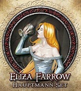 Asmodee FFGD1309 - Descent 2. Edition: Eliza Farrow Hauptmann-Se