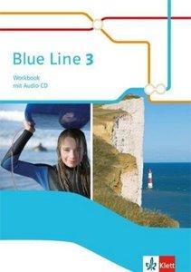 Blue Line 3. Workbook mit Audio-CD und Übungssoftware. Ausgabe 2