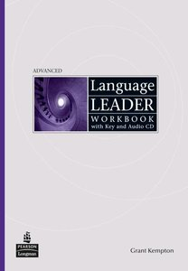 Language Leader Advanced Workbook (with Key) and Audio CD