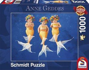 Anne Geddes, Nixentanz, 1.000 Teile