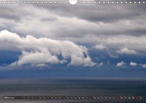 Sonne, Meer und Wolken
