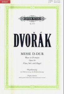 Messe D-Dur op. 86