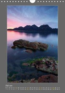 Tasmanien - Wildes Paradies (Wandkalender 2019 DIN A4 hoch)