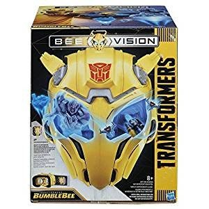 Hasbro E0707100 - Transformers, Bee Vision, Augmented Reality Ma