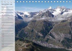 Magie Matterhorn (Tischkalender 2020 DIN A5 quer)