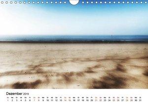 Wieder an der Nordsee (Wandkalender 2019 DIN A4 quer)