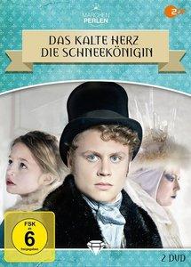 """Märchenperlen \""""Eisbox\"""" - Das kalte Herz & Die Schneekönigin"""