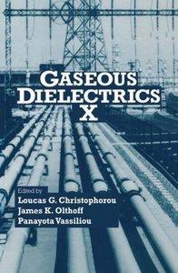 Gaseous Dielectrics X