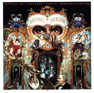 Michael Jackson Broschurkalender - Kalender 2017