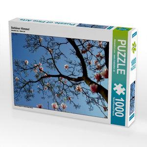 Schöner Himmel 1000 Teile Puzzle quer