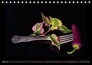 Scharfe Chili Fantasien - Creative Food Design