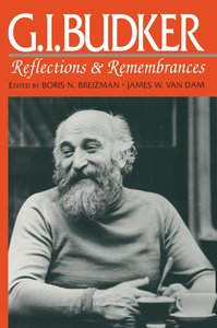 G.I.Budker: Reflections and Remembrances