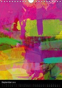 Farben wecken die Sinne