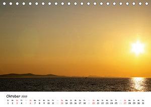 Im Schein der Sonne (Tischkalender 2019 DIN A5 quer)