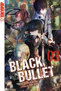 Black Bullet - Novel 03