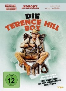 Die Terence Hill Box, 3 DVD