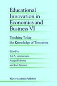 Educational Innovation in Economics and Business VI