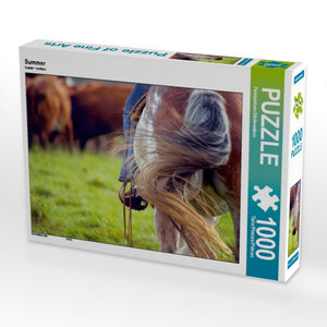 Summer 1000 Teile Puzzle quer