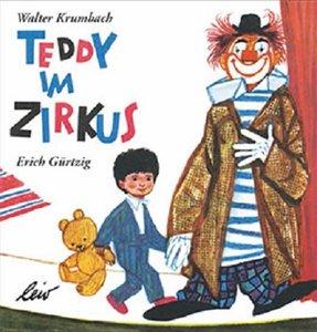 Teddy im Zirkus