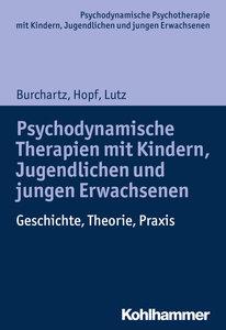 Psychodynamische Therapien von Kindern, Jugendlichen und jungen