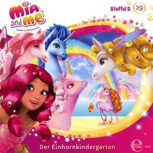 (29)Original Hörspiel zur TV Serie - Der Einhornkindergarten