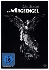 Der Würgeengel, 1 DVD